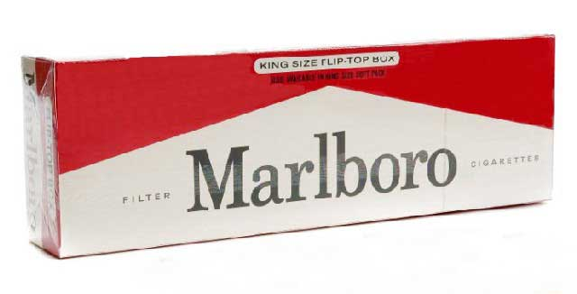 Cigarettes Marlboro brands New York prices