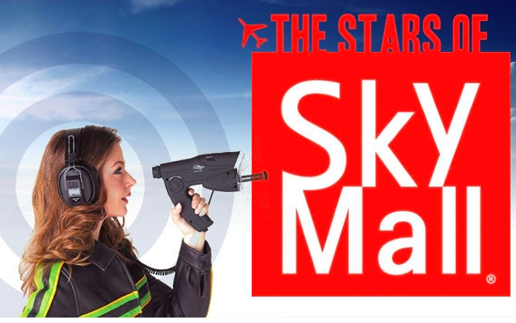 sky mall Mobile Edge Wi-Fi Signal Locator