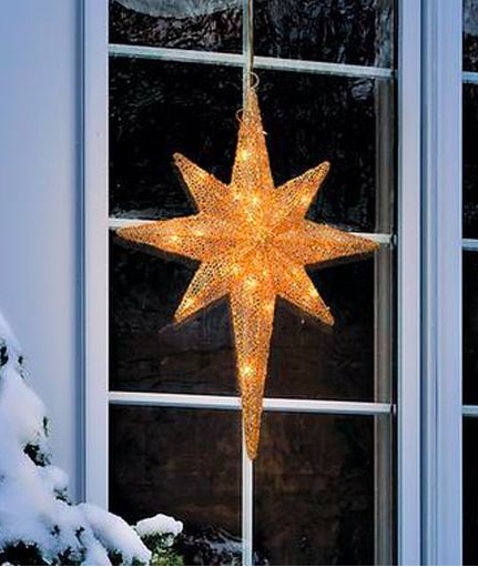 sky mall bethlehem star