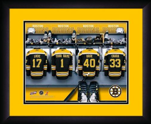 sky mall nhl framed print